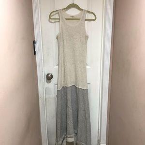 Hatch maternity maxi dress